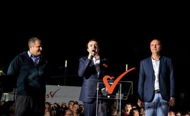 Shpend Ahmeti tregon disa nga arsyet e dorëheqjes nga Vetëvendosja