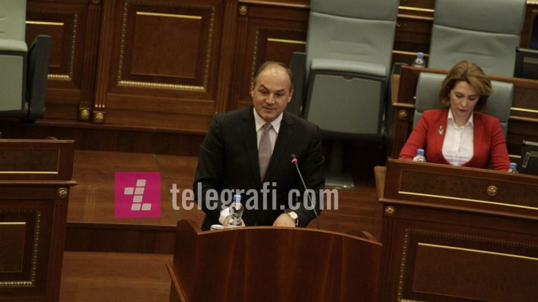 Hoxhaj: Do të kërkojmë përkrahjen e Listës Serbe për demarkacion nëse deputetët shqiptarë nuk e votojnë