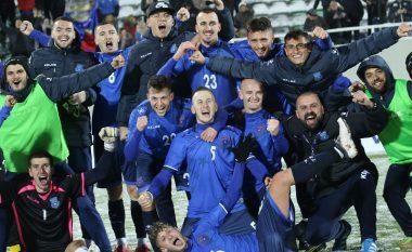 Kosova U-21 merr pikë historike ndaj kampionit evropian të Gjermanisë