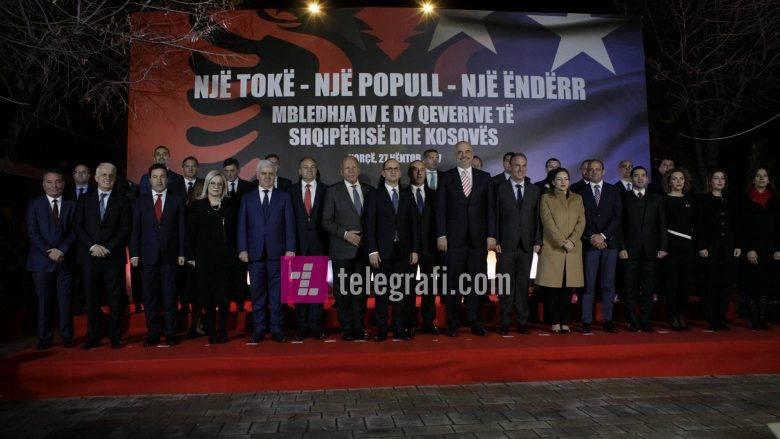 """Shqipëria e Kosova """"bllokojnë"""" njëra-tjetrën ekonomikisht"""