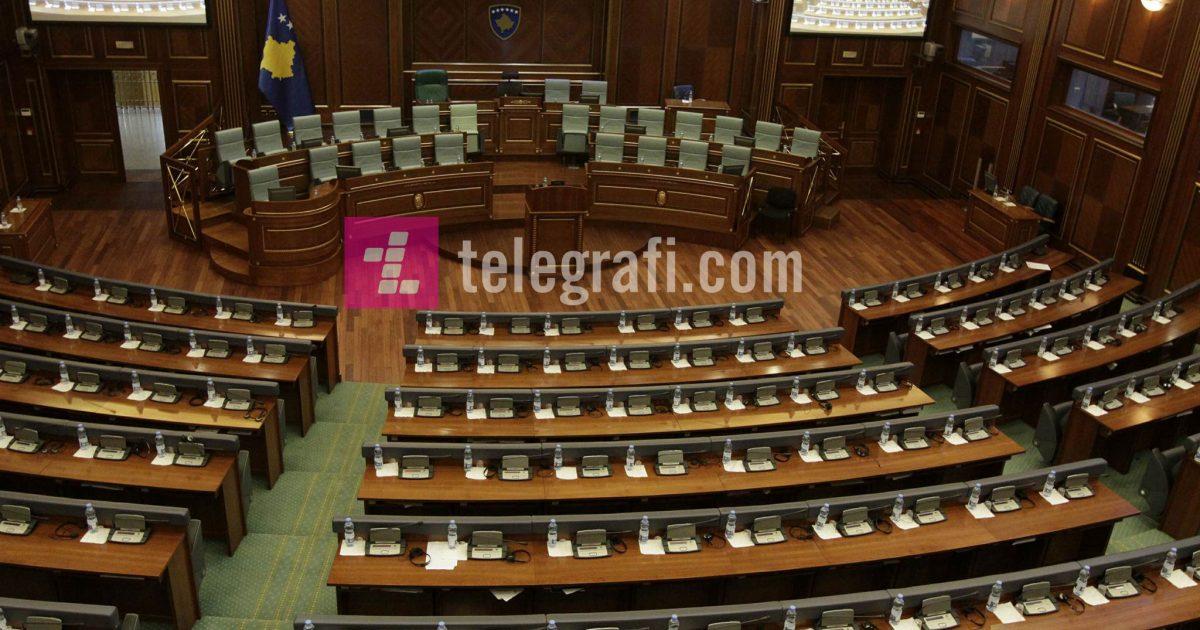 Demarkacioni në Kuvend (Video-Live)