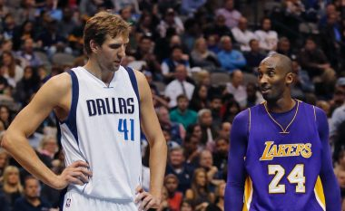 Dirk Nowitzki nuk dëshiron të pensionohet, kërkon të thyej rekordin e Kobe Bryantit