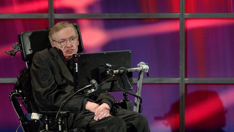 Fizikani i njohur Stephen Hawking vdes në moshën 76-vjeçare