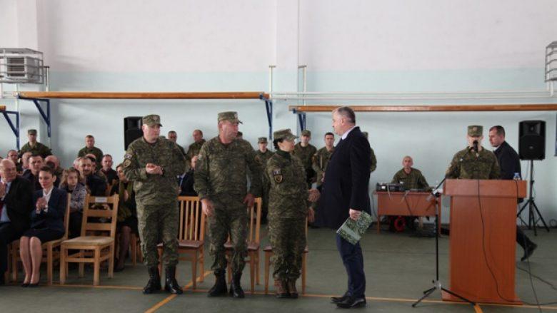 FSK-ja mbajti ceremoninë e ndërrimit të Komandës së KDS-së