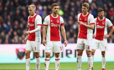 Barça mendon revolucionin, kërkohen katër lojtarë të Ajaxit