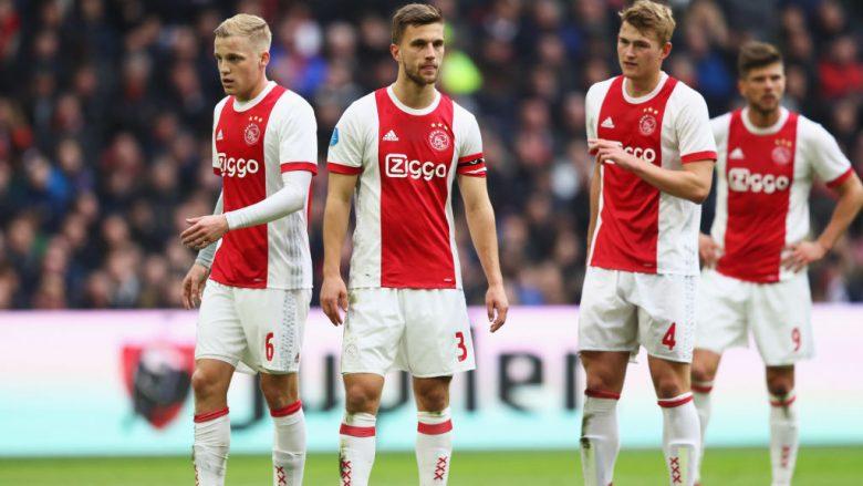 Ajax ua tregon skuadrave të interesuara çmimet e De Ligt dhe De Jong