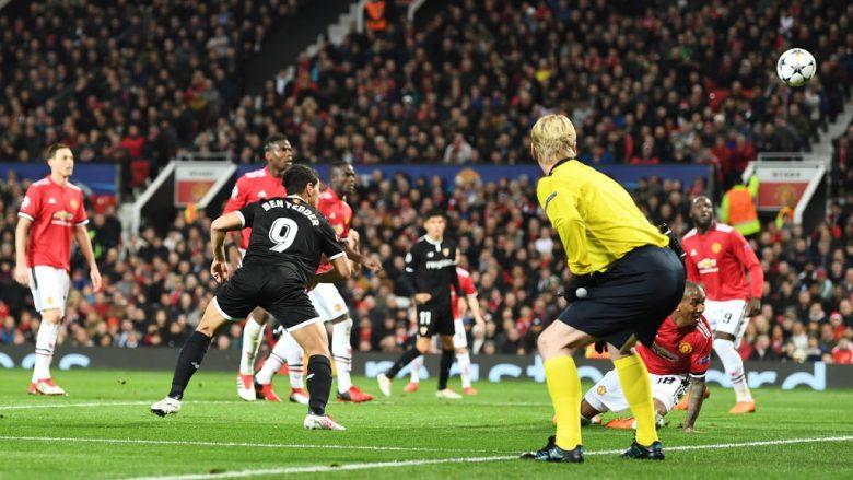 Notat e lojtarëve: Manchester United 1-2 Sevilla, shkëlqen Ben Yedder