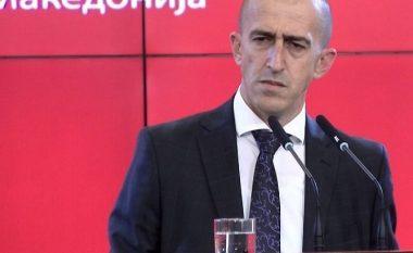Jep dorëheqje Bilen Saliji, Ministër i drejtësisë në Maqedoni (Video)