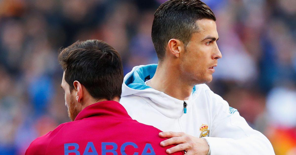 Sondazh   Kush është më i miri    përgjigjet e nëntë lojtarëve që kanë luajtur me Ronaldon dhe Messin