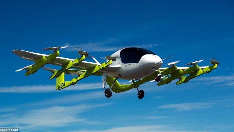 Cora është makina fluturuese nga Google, që brenda tri vitesh do të shërbejë si taksi ajror (Video)