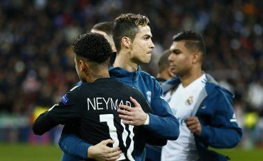 PSG njofton Real Madridin: Neymar kushton 400 milionë euro