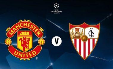 Formacionet e mundshme: Man Utd - Sevilla
