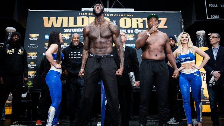 Momenti kur Wilder kishte frikësuar vajzën e sponsorit 'Corona' gjatë matjeve zyrtare