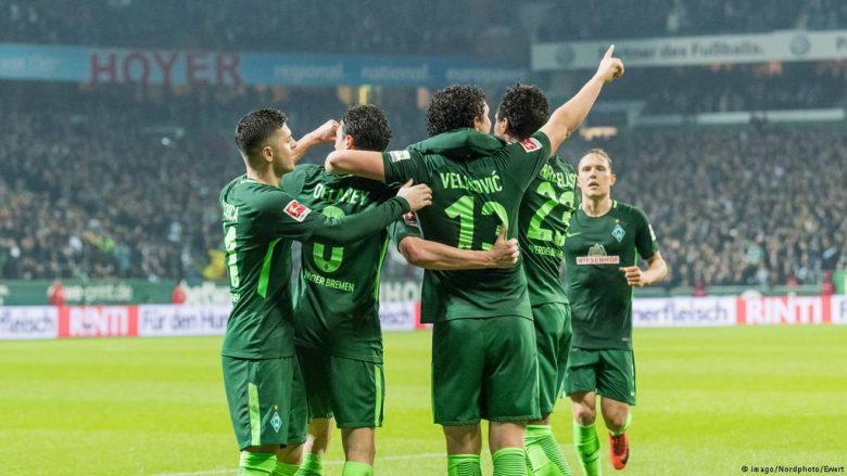 Rashica gjen golin e parë në Bundesligë me fanellën e Werderit (Video)