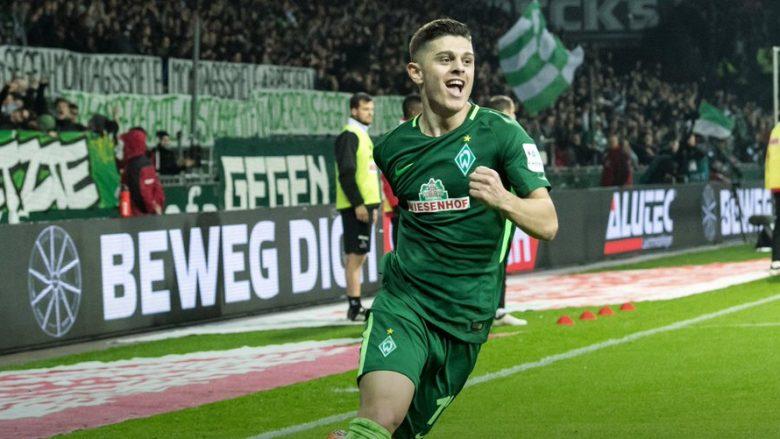 Rashica: Krenar që goli i parë erdhi në paraqitjen e parë në Weser Stadion