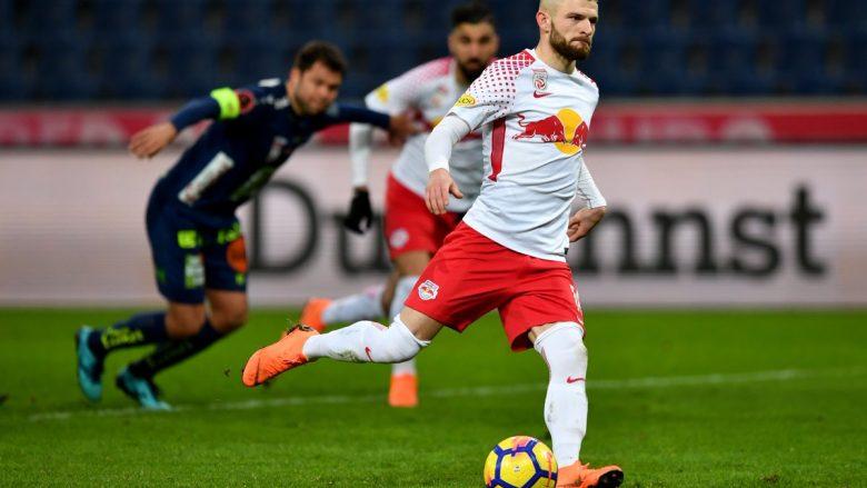 Valon Berisha shënon në fitoren e Salzburgut ndaj Wolfsbergerit