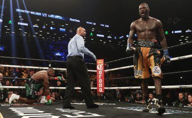 I pandalshmi Wilder fiton edhe ndaj Ortiz, i tregon botës edhe një herë se është i gatshëm për Joshuan