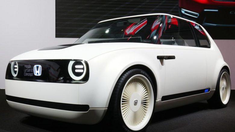 Dizajni final i Honda Urban EV, ishte gati para se të prezantohej koncepti (Foto)
