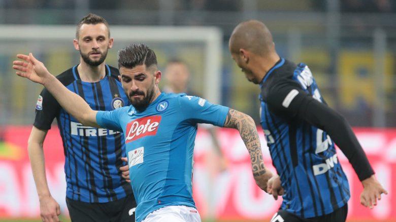 Interi nuk thyhet nga Napoli as në Meazza