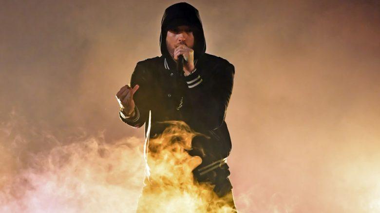 Performanca e Eminemit dhe lista e fituesve në iHeartRadio