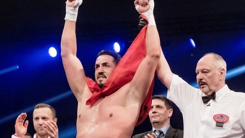Erzen Rrustemi mbron titullin WBF dhe fiton titullin GBU