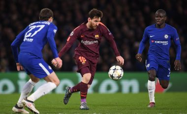 Formacionet e mundshme: Barcelona - Chelsea