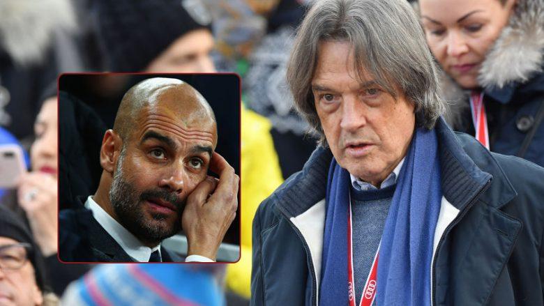 Mjeku i Bayernit rrëfen për raportet e këqija me Guardiolan: Ai nuk ka vetëbesim dhe ka frikë se mos e humb autoritetin