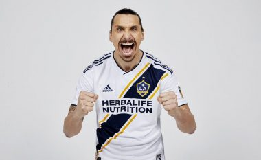 Ibrahimovic: Zgjodha LA Galaxy pasi dua të luaj, mezi pres të debutoj
