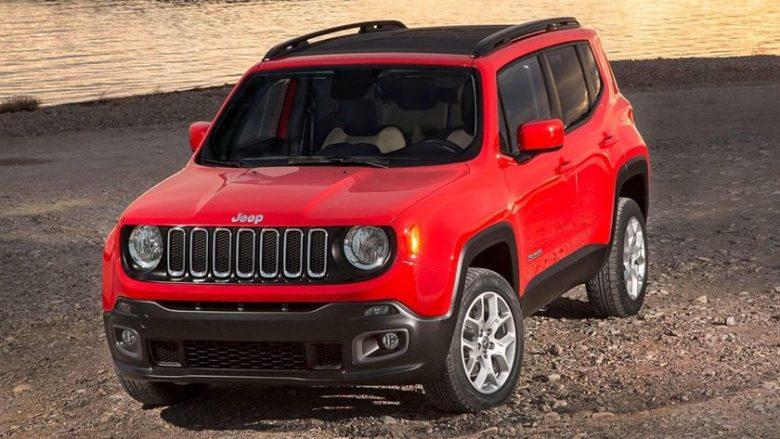 Jeep pritet të lansojë gjatë verës edhe një mini SUV (Foto)