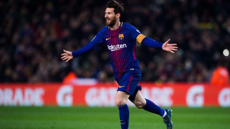 Katër skuadrat që mund ta paguajnë klauzolën 700 milionë euro të Messit
