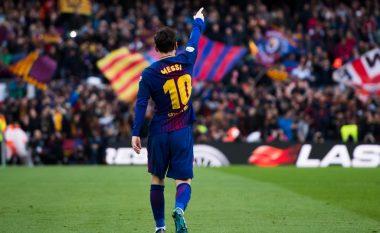 Messi vazhdon me rekorde, arrin shifrën e 600 golave të shënuara