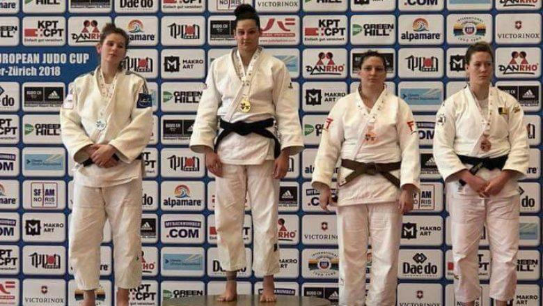 Loriana Kuka fiton medaljen e artë në Zvicër