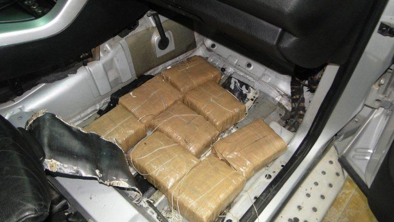 Gjashtë persona nga Maqedonia kallëzohen penalisht për tregtim të paautorizuar të lëndëve narkotike