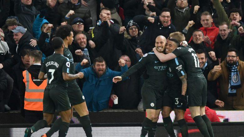 Man City është bindshëm skuadra më e mirë këtë sezon në Ligën Premier (Getty Images)
