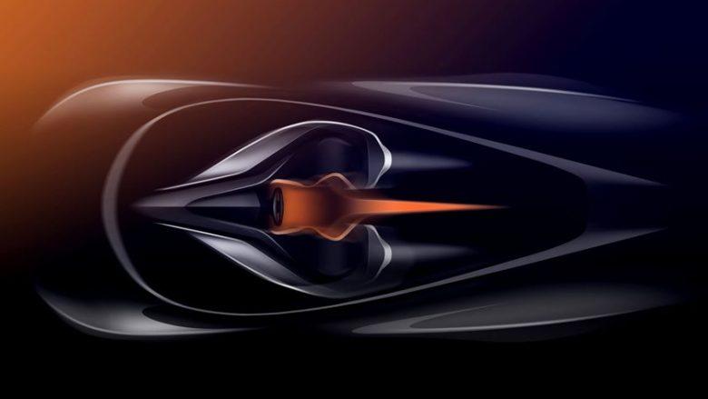 Me mbi 390 kilometra në orë, McLaren Hyper-GT do të jetë më i shpejtë se McLaren F1 (Foto)