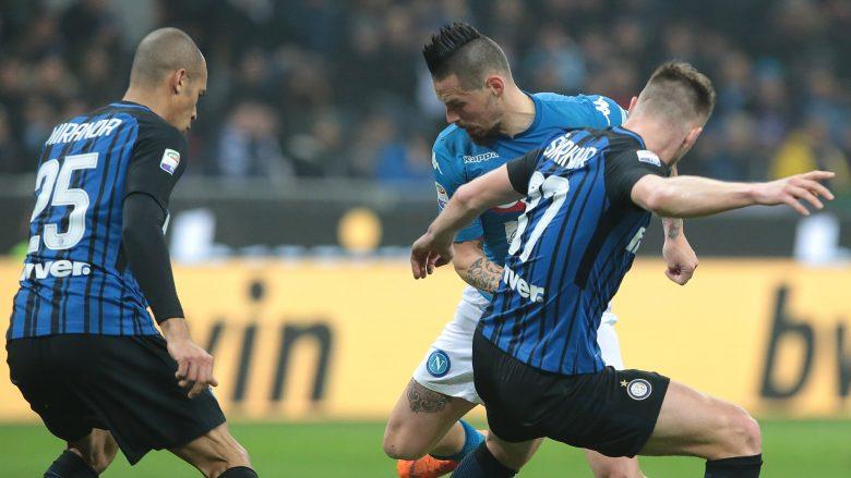 Inter 0-0 Napoli: Notat e lojtarëve, Skriniar i pakalueshëm