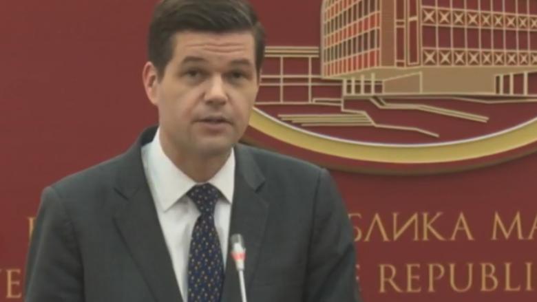 Rikonfirmohet mbështetja amerikane për Maqedoninë (Video)