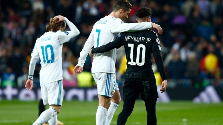 Neymari gjithnjë e më afër Realit, ai mund të kushtojë 400 milionë euro