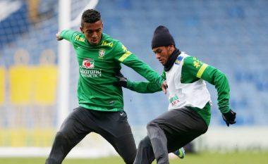 Luiz Gustavo: Nuk besoj se do të qëndrojë më Neymar te PSG-ja