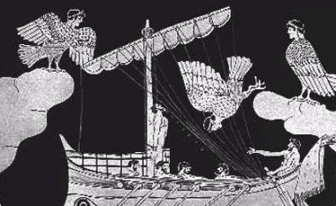 Misteret erotike të Odisesë