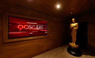 Lista me të gjithë fituesit në 'Oscars 2018'