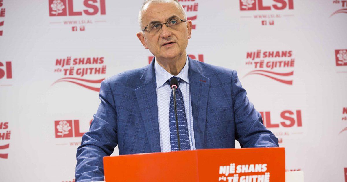 Vasili: Nëse qeveria nuk larohet vet, do ta largojë populli