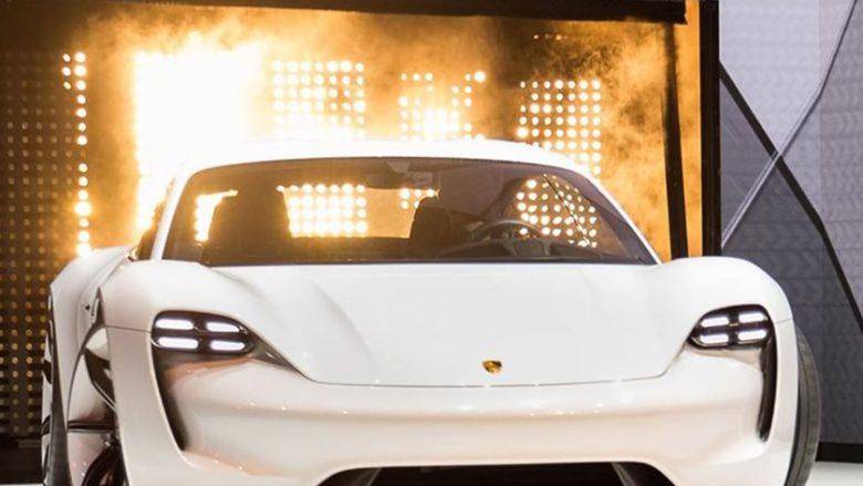 Platformën e Mission E, Porsche do ta përdorë edhe në një kupe dhe kabriolet (Foto)