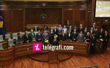 Qeveria Haradinaj peng i temave të mëdha