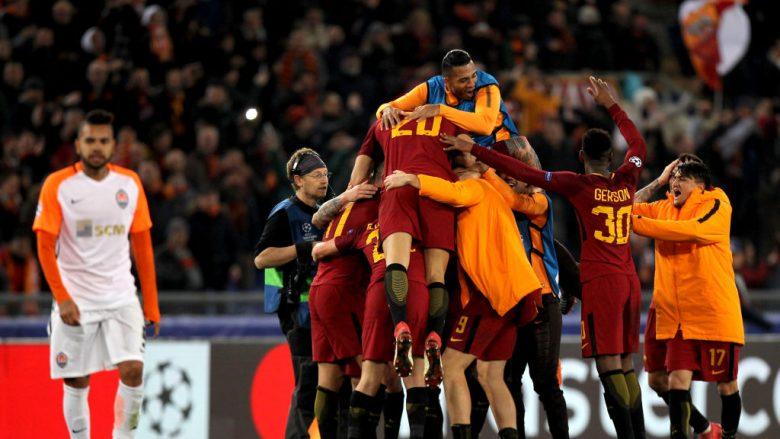 Dzeko: Roma e meritoi kualifikimin, nuk mendoj për kundërshtarin e ardhshëm se të gjithë janë të fortë