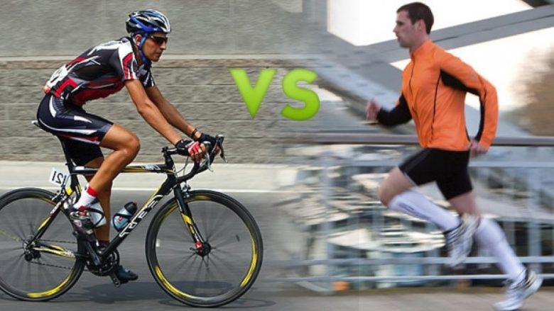 Çiklizmi vs Vrapimi
