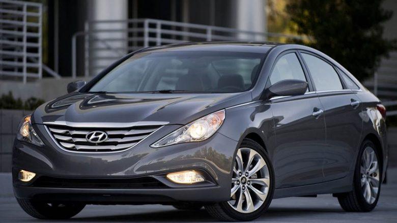 Shumica e Hyundai Sonatas kanë probleme me airbag-ët (Foto)