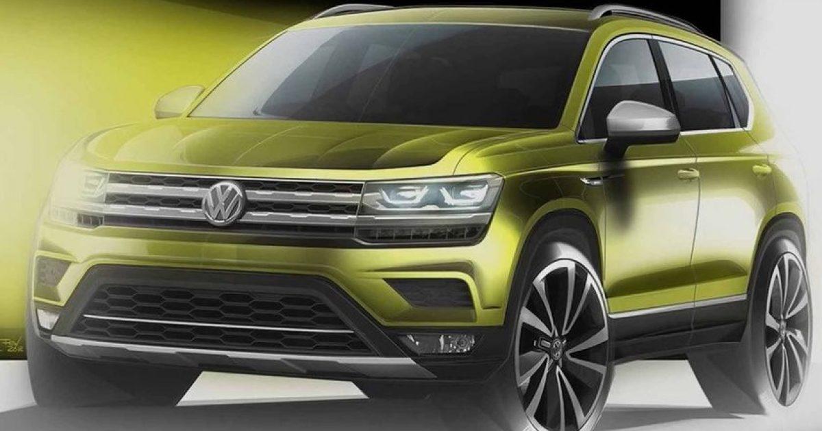 Volkswagen konfirmon prodhimin e makinave të reja SUV  me forma shumë më të vogla
