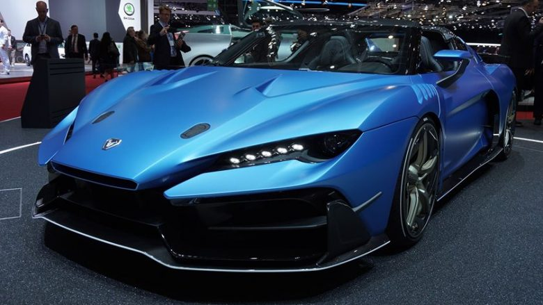 Zerouno Duerte shpaloset në Geneva Motor Show 2018, me të gjitha njësitë e të shitura (Foto)