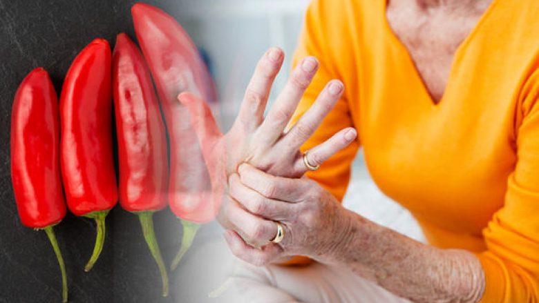 Dhimbja nga artriti: Përbërësi i djegës që e lehtëson inflamacionin dhe simptomat tjera